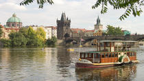 Prague Vltava River Afternoon Tea Cruise, Prague, Ghost & Vampire Tours
