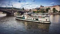Prague Vltava River Afternoon Tea Cruise, Prague, Night Cruises