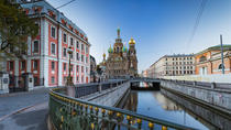Landausflug St Petersburg: Ein Tag voller Highlights, St Petersburg, Ports of Call Tours