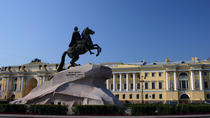 Shore Excursion: 2-Day St. Petersburg City Explorer including Faberge Museum Visit, St Petersburg, ...