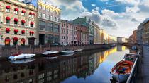 Shore Excursion: 2-Day St. Petersburg City Explorer including Faberge Museum Visit, St Petersburg,...