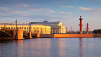 Shore Excursion: 2-Day St. Petersburg City Tour, St Petersburg