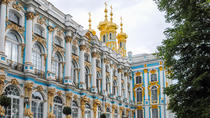 Two Day St Petersburg Excursion: City Center and Summer residences, St Petersburg, Private ...