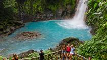 Rio Celeste and Tenorio Volcano Hike with Lunch, La Fortuna, Hiking & Camping