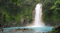 Rio Celeste Hike, La Fortuna, Hiking & Camping