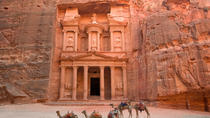 02 Days with 01 overnight Petra and Wadi Rum Tour from Eilat Border, Eilat, Overnight Tours