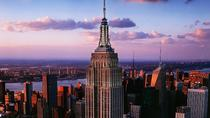 Empire State Building billetter - Observatorium og mulighed for at spring billetkøen over, New ...