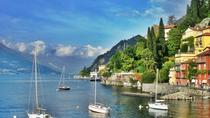 Private tour: Lake Como Romantic Cruise from Milan, Milan, Day Trips
