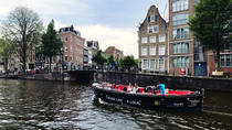 75-minute Canal Cruise in Amsterdam and 2 drinks included, Amsterdam, Day Cruises