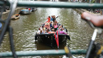 75-minute Canal Cruise in Amsterdam with Complementary Drinks, Amsterdam, Day Cruises