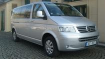 Private Arrival or Departure from or to Prague Airport for up to 8 passengers, Prague, Airport &...