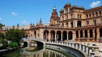Alcazar, Cathedral, Santa Cruz Quarter, Bullring and River Cruise Tour in Seville, Seville, Bike & ...