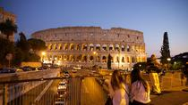 Evening Underground Colosseum Tour with Prosecco, Rome, Historical & Heritage Tours