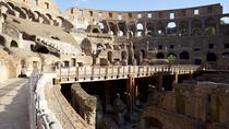 The Official Colosseum Dungeons Tour, Rome, Underground Tours