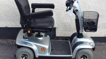 Medium Sized Mobility Scooter Rent in Burgas, Black Sea Coast, Self-guided Tours & Rentals