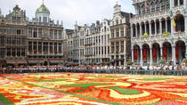 Brussels Sightseeing Tour Including the European Parliament, Brussels, Rail Tours