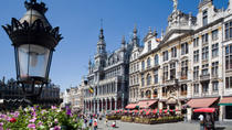 Brussels Super Saver: Brussels Sightseeing Tour and Antwerp Half-Day Trip, Brussels, Walking Tours