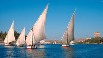 Nile Trip on Felucca for an hour in Aswan, Aswan, Day Cruises