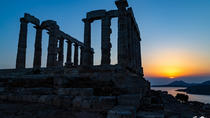 Cape Sounion Private Half-Day Trip from Athens with Picnic, Athens, Private Day Trips
