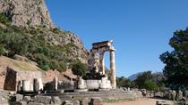 Delphi and Hosios Loukas Monastery Self Guided Tour from Athens with Lunch, Athens, Private Day ...