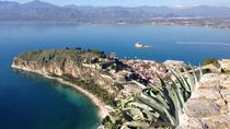 Peloponnese Private Tour & Real Greek Food: Corinth Canal, Ancient Corinth, Mycenae, Nafplio, ...