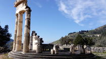 Private Delphi and Hosios Loukas Monastery Self Guided Tour from Athens with Lunch, Athens, Private ...