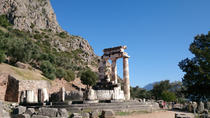 Self-Guided Delphi Day Tour with Private Chauffeur from Athens, Athens, Private Day Trips