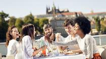 1hr Vltava River Cruise with Coffee, Dessert & Free Airport Transfer, Prague, Coffee & Tea Tours