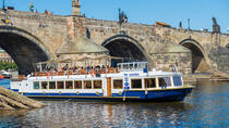 1hr Vltava River Cruise with Free Airport Transfer, Prague, Day Cruises