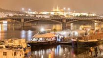 Prague by Night Cruise with Dinner & Free Airport Transfer, Prague, Night Tours