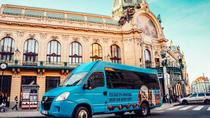 Sightseeing Bus Tour with Boat Cruise & Dinner in a Restaurant & Free Transfer, Prague, Cultural...