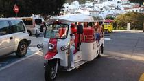 Visite panoramique de Mijas en tuk tuk électrique, Costa del Sol, Sustainable Tours