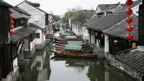 Half Day Tour of Zhouzhuang Water Village Tour from Shanghai, Shanghai, Half-day Tours