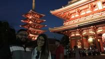 Night walk around Asakusa's deep and hidden spots, Tokyo, Food Tours