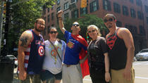 Super Tour of NYC Heroes Comics and More, New York City, Film- och TV-rundturer
