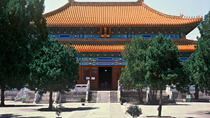 Coach Day Tour of Badaling Great Wall Ming Tombs and Exterior View of Olympic Venues, Beijing, Day ...