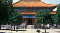 World Wonder Tour Including Great Wall, Ming Tombs and Exterior View of Olympic Venues, Beijing, ...