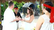 Mayan Wedding Vow Renewal and Temazcal in Cozumel, コスメル