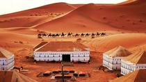3-Day Private Tour to Merzouga Dunes from Marrakech including Camel Trek and Desert Camp, ...