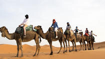 3-Day tour to Merzouga Dunes from Marrakech including Camel Trek and Desert Camp, Marrakech, ...