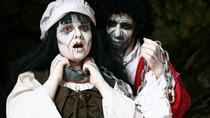 Interactive Street Theatre Crimes in New France, Quebec City