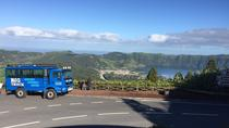 Sete Cidades Big Truck Adventure Tour , Ponta Delgada, Half-day Tours