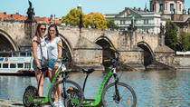 3 Hours Magnificent Tour by E-scooter Hugobike, Prague, 4WD, ATV & Off-Road Tours