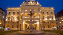 Bratislava by Night: Walking Tour