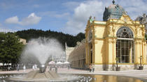 Czech Spas of Karlovy Vary and Marianske Lazne from Prague, Prague, null