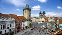 Full-Day Prague Tour with Vltava River Cruise, Prague Castle and Lunch, Praag
