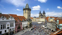 Full-Day Tour to Prague Castle and Vltava River Cruise with Lunch, Prague, null