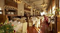Menu in French Restaurant of Municipal House in Prague, Prague, Food Tours