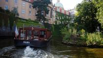 Prague's Little Venice: Sightseeing Canal Cruise, Prague, Day Cruises