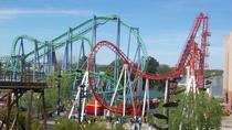 'Parque de la Costa' Amusement Park Including Hotel Pickup, Buenos Aires, Theme Park Tickets & Tours